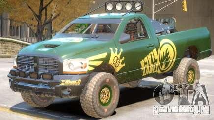 Dodge Power Wagon Baja V1 PJ2 для GTA 4