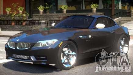 BMW Z4 V1.0 для GTA 4