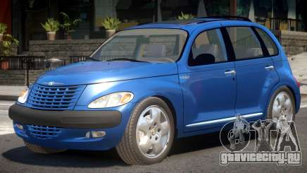 Chrysler PT Cruiser V1 для GTA 4