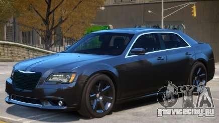 Chrysler 300 V1.2 для GTA 4