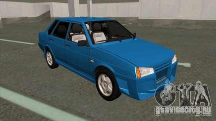 ВАЗ 21099 Full Tuning для GTA San Andreas