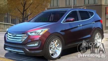 Hyundai Santa Fe V2 для GTA 4