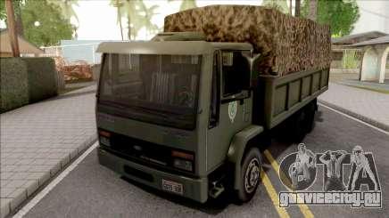 Ford Cargo 2422 Exercito Brasileiro для GTA San Andreas