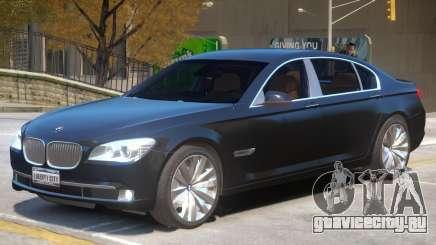BMW 750Li Upd для GTA 4