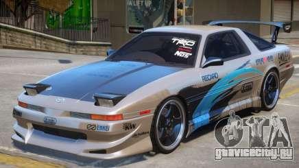 Toyota Supra Turbo PJ4 для GTA 4