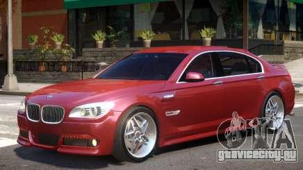 BMW F02 V1 для GTA 4