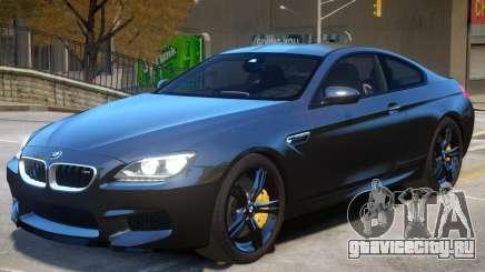 BMW M6 F13 V1 для GTA 4