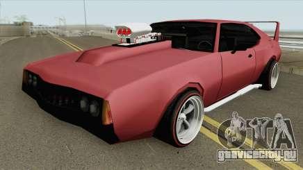 Custom Clover MQ для GTA San Andreas