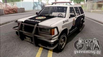 Landstalker PMERJ v3 для GTA San Andreas