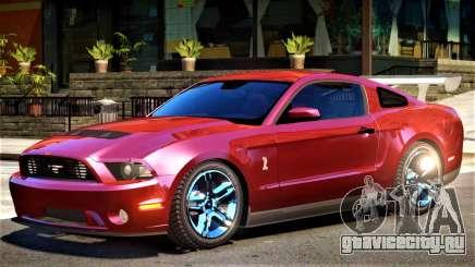 Ford Shelby V1 для GTA 4