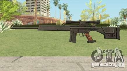 HK PSG-1 Sniper для GTA San Andreas