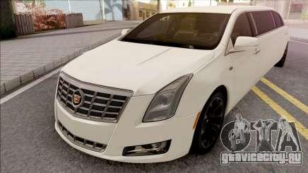 Cadillac XTS Royale для GTA San Andreas