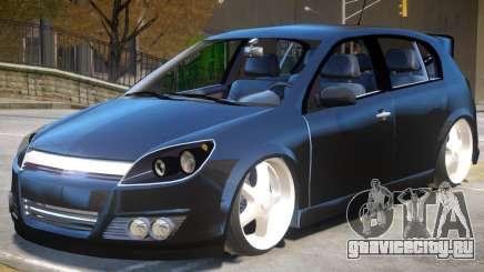 Opel Astra V1 для GTA 4