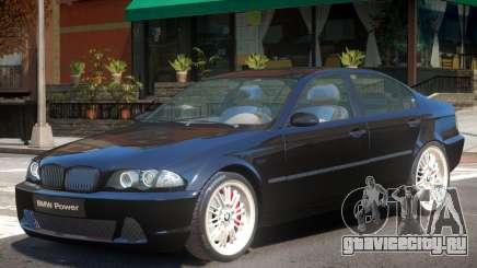 BMW 320i V1 для GTA 4
