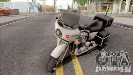 Western HPV 1000 1992 Hometown Police для GTA San Andreas