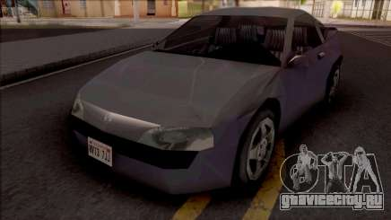 Chevrolet Tigra SA Style для GTA San Andreas