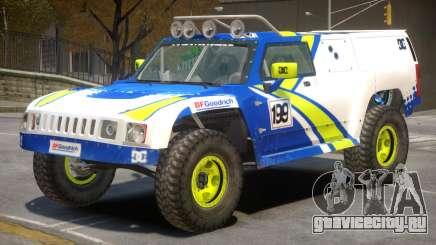 Hummer H3 V1 PJ2 для GTA 4