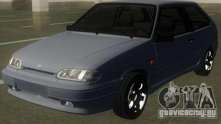 ВАЗ 2113 Сток Серый для GTA San Andreas
