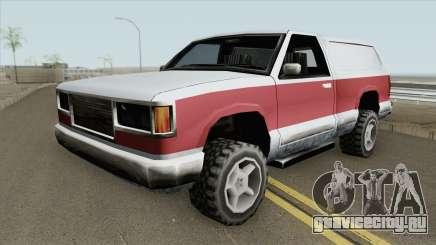 Yosemite Z (Nowa Paka) для GTA San Andreas
