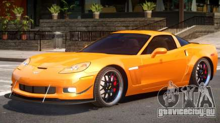 Chevrolet Corvette Sport R2 для GTA 4
