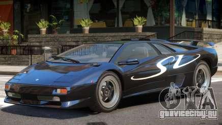 1997 Lambo Diablo V1 для GTA 4