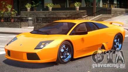 Lamborghini Murcielago Y05 для GTA 4