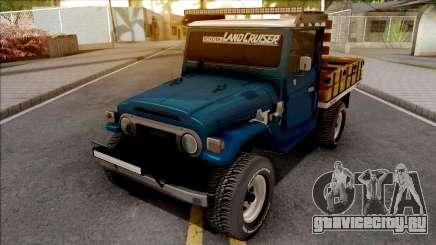 Toyota Land Cruiser 4WD для GTA San Andreas