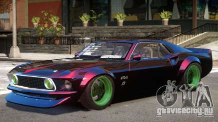 1969 Ford Mustang для GTA 4