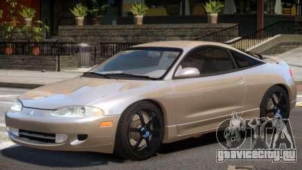 Mitsubishi Eclipse V1.2 для GTA 4