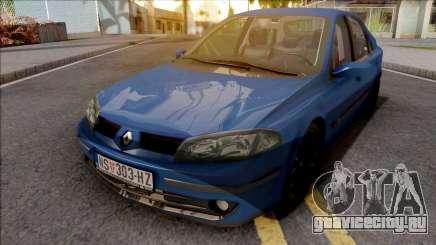 Renault Laguna Mk2 2005 Facelift для GTA San Andreas