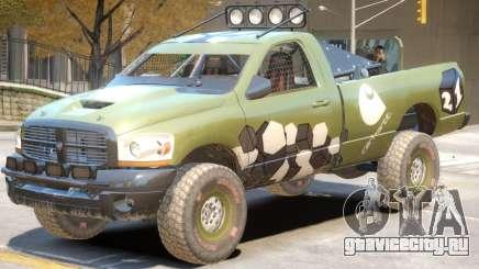 Dodge Power Wagon Baja V1 PJ3 для GTA 4