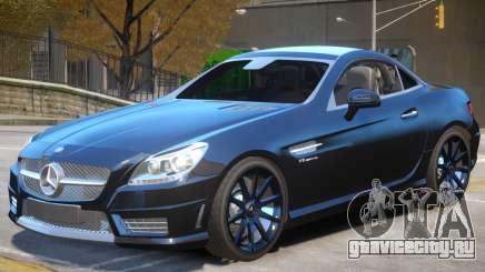 Mercedes Benz SLK55 V1 для GTA 4