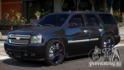 Chevrolet Tahoe V01 для GTA 4