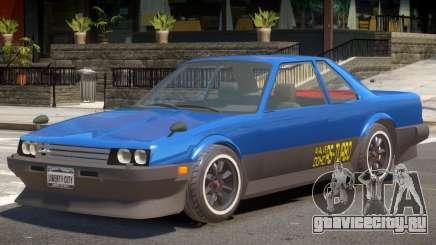Nissan Skyline R30 для GTA 4