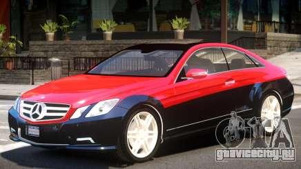 Mercedes Benz E500 V1 PJ1 для GTA 4