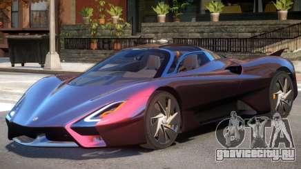 SSC Tuatara V2 для GTA 4