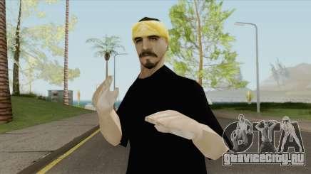 Vagos Skin V2 (SA Style) для GTA San Andreas