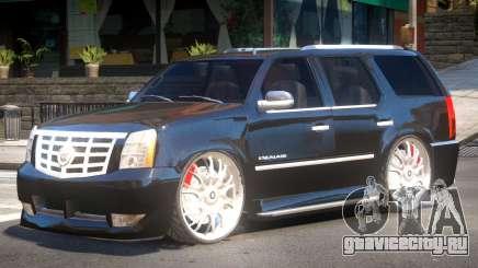 Cadillac Escalade V1.0 для GTA 4