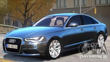 Audi A6 V1.2 для GTA 4