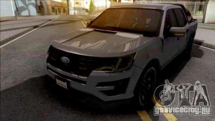 Ford Explorer Sport Trac 2016 для GTA San Andreas