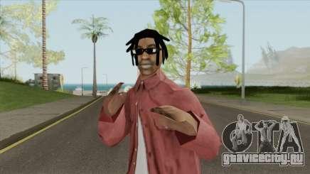 Street Gangster (LQ) для GTA San Andreas