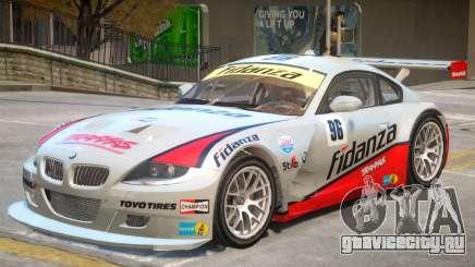 BMW Z4 V1 PJ4 для GTA 4
