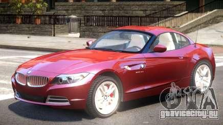 BMW Z4 E86 V1 для GTA 4