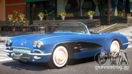 1960 Chevrolet Corvette C1 для GTA 4