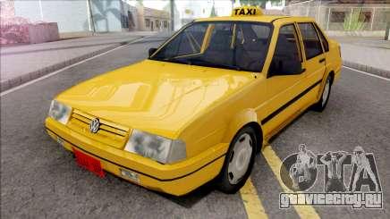 Volkswagen Santana 2000 Mi Taxi для GTA San Andreas