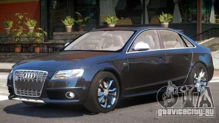 Audi S4 FBI для GTA 4