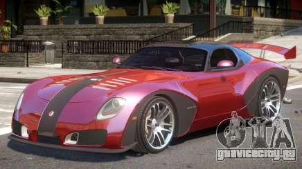 Devon GTX V1 для GTA 4