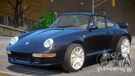 1995 Porsche Turbo 911 для GTA 4
