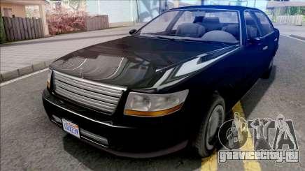 GTA V Albany Washington для GTA San Andreas