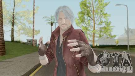 Dante (DMC 5) для GTA San Andreas